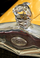 1929 Ford Model A Station Wagon Radiator Cap
