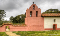 La Purisima Mission, Lompoc, California March, 2016