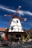one of many WIndmills in Solvang