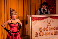 The Golden Horseshoe Review show.