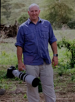 Jeff Cable uses 100 - 400 mm Canon lens with built in 1.4 multiplier at $13,000.