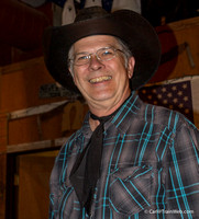 Bill Bassett  Bill BassetOriginally from Seattle, WA, Bill is the show's emcee and he has been performing throughout the West since 1971, and his talent even led him to Nashville where he played back-