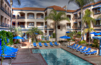 Tamarack Beach Resort, Carlsbad, California Nov-16